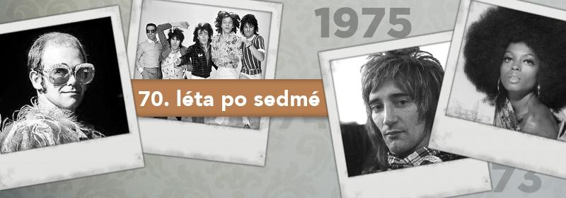 70. léta po sedmé