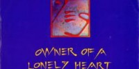 Yes – Owner Of A Lonely Heart