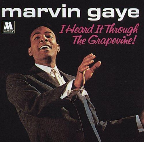 Marvin Gaye – I Heard It Through The Grapevine