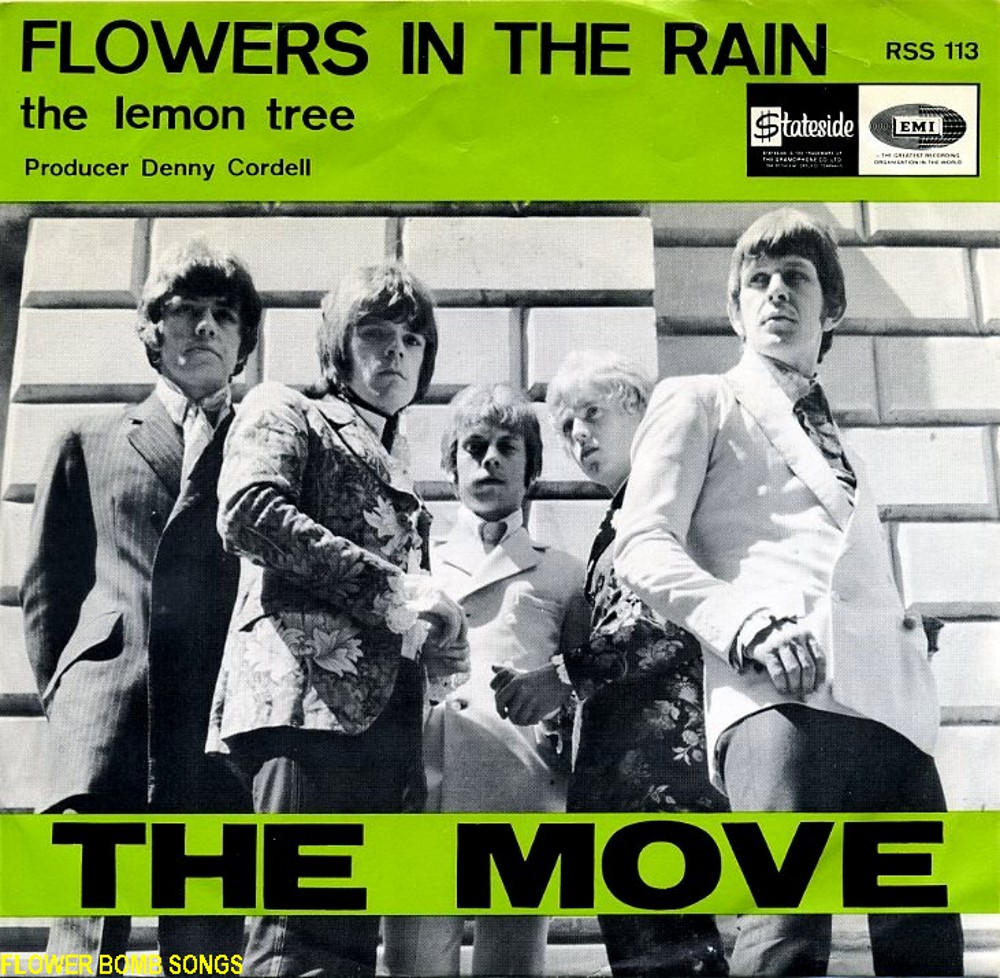 Move Flowers In The Rain