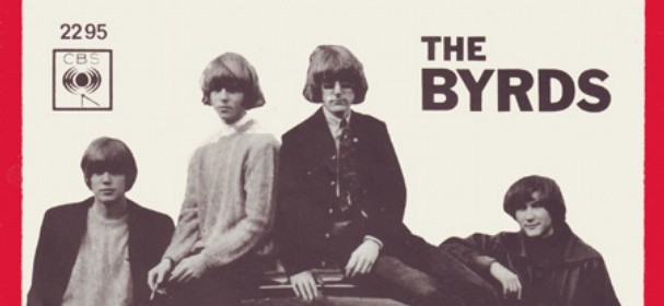 Byrds – Mr. Spaceman