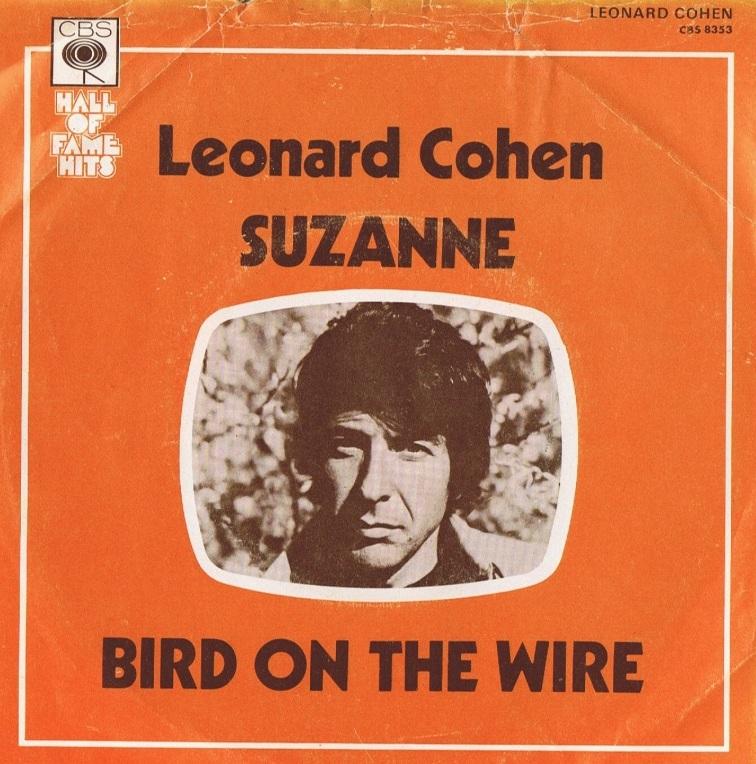 Leonard Cohen – Suzanne