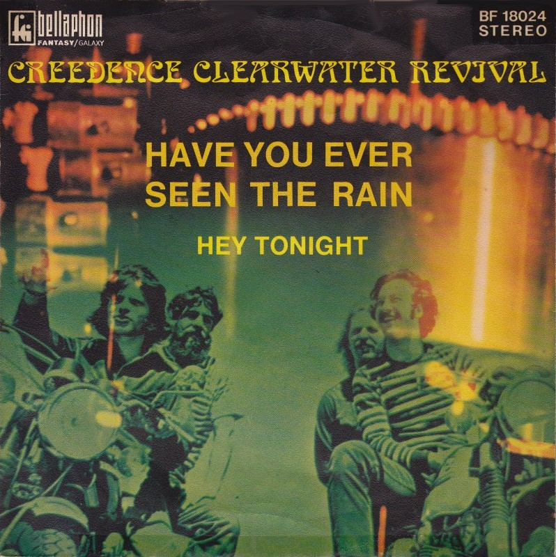 have you ever seen the rain by: