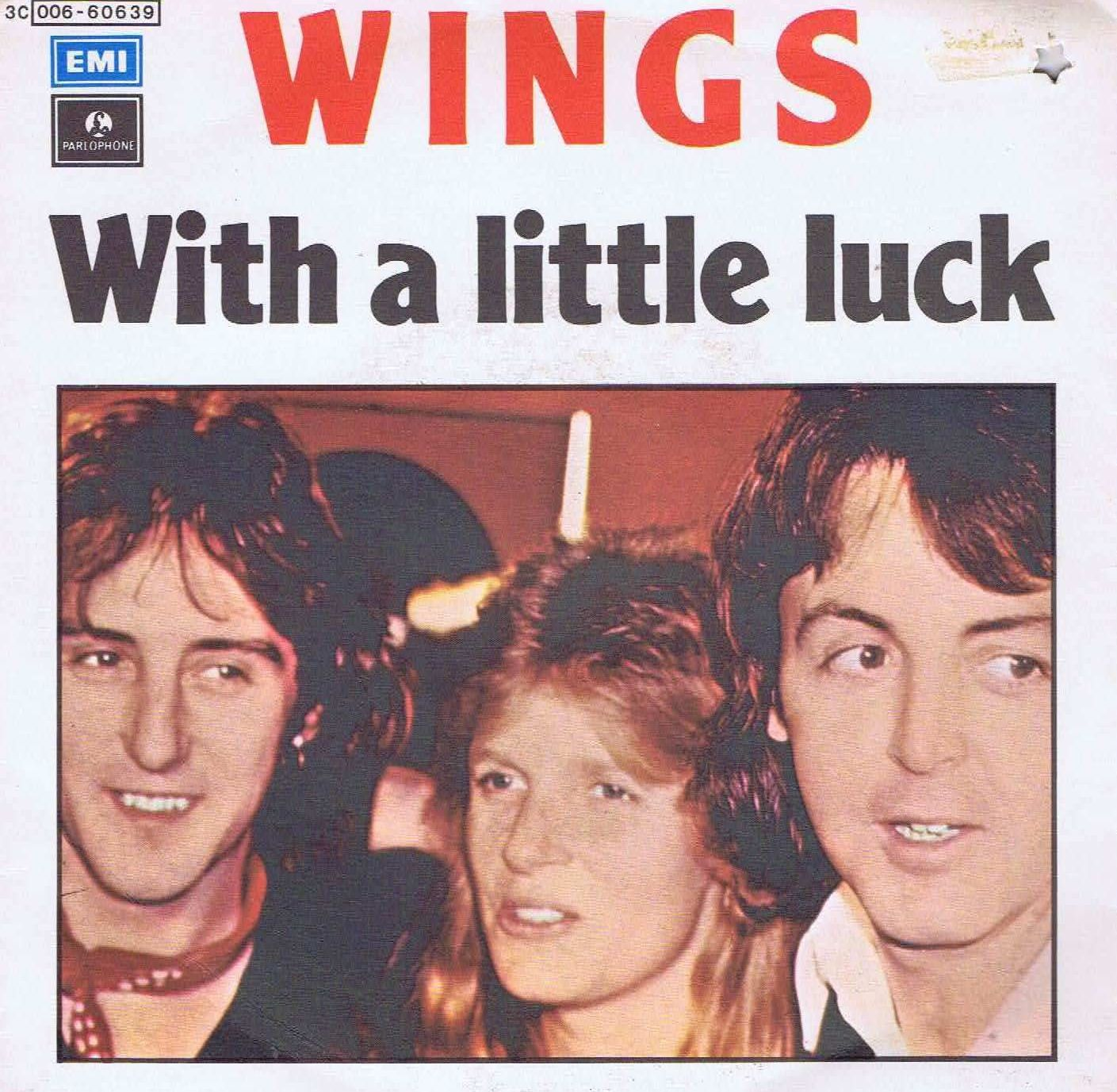 Wings – With A Little Luck