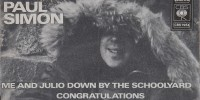 Paul Simon – Me And Julio Down By The Schoolyard