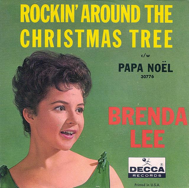 Brenda Lee – Rockin' Around The Christmas Tree - Oldies ...