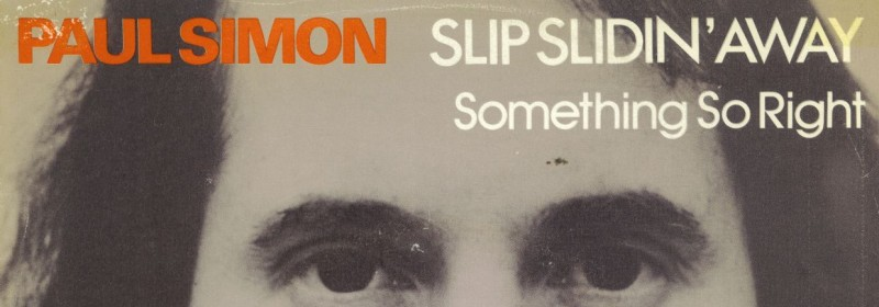 Paul Simon – Slip Slidin' Away