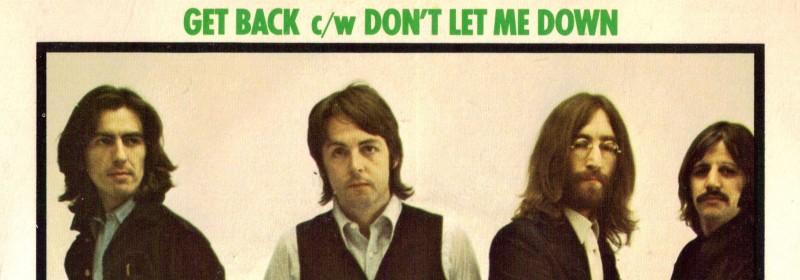 Beatles – Don't Let Me Down