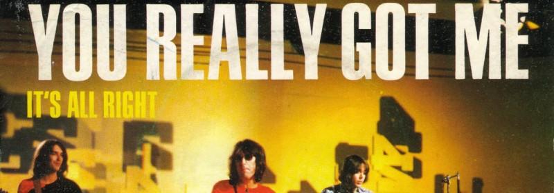 Kinks – You Really Got Me