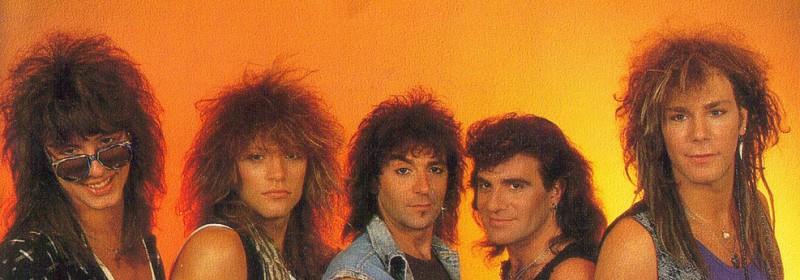 Bon Jovi – Livin' On A Prayer