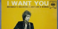 Bob Dylan – I Want You