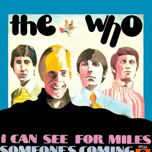 The Who – I Can See For Miles