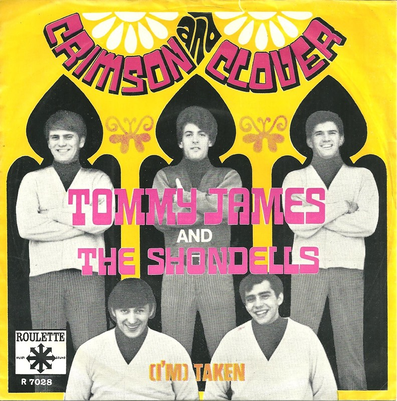 Tommy James And The Shondells – Crimson And Clover