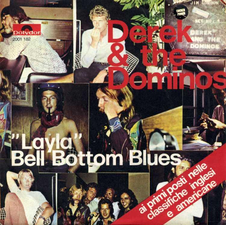 Derek and the Dominos – Bell Bottom Blues