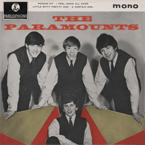 Paramounts – Posion Ivy