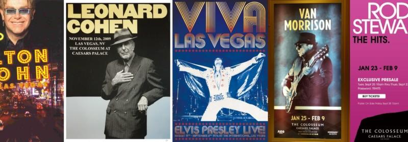 Paul McCartney: Vegas je hřbitov pro rockery
