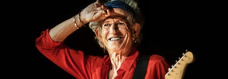 Keith Richards má nový videoklip