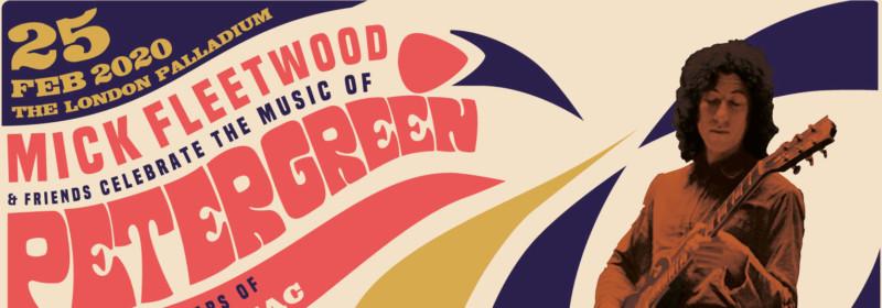 Záznam koncertu k poctě Petera Greena půjde do kin