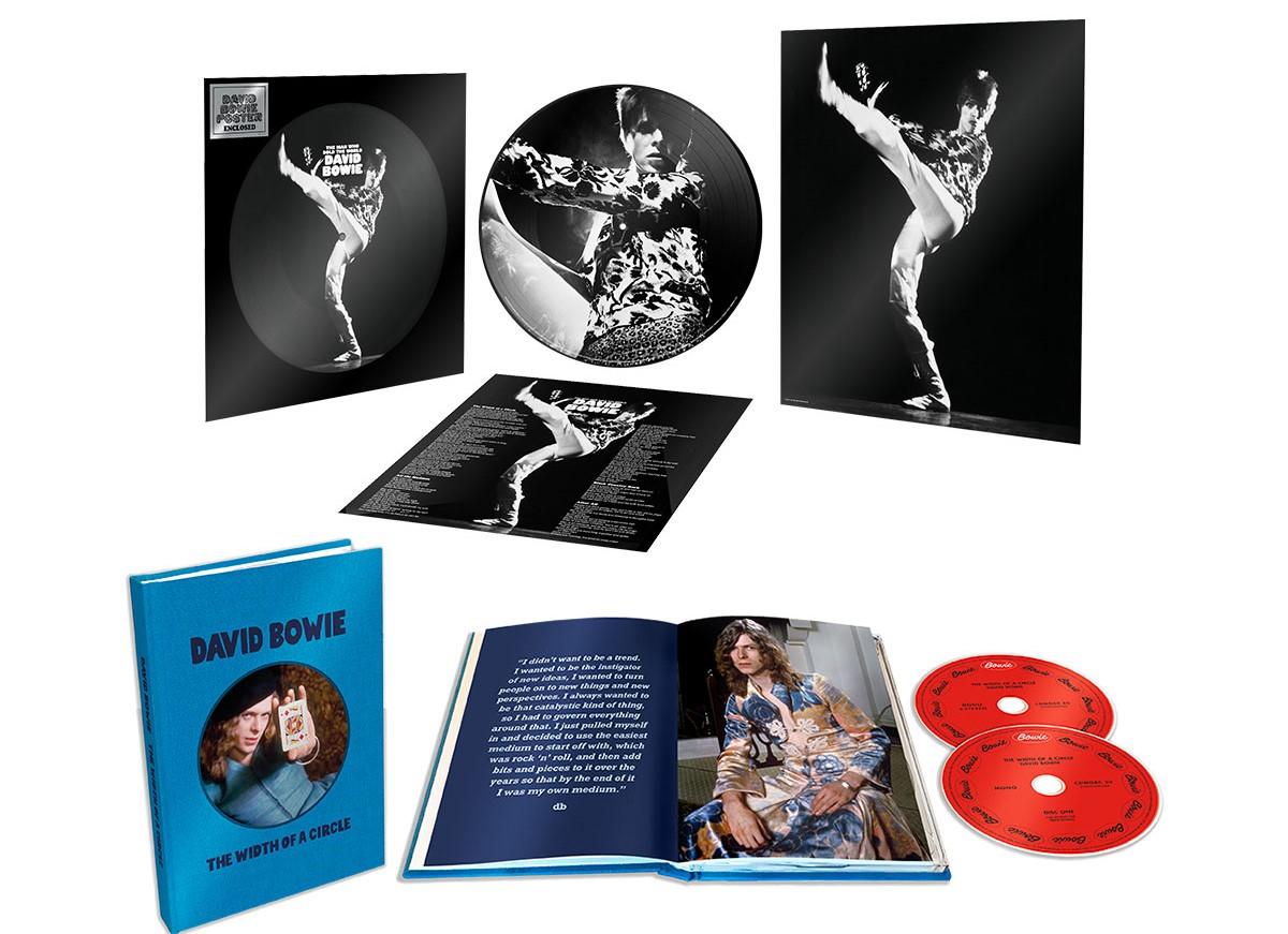 Vyjde nové album Davida Bowieho