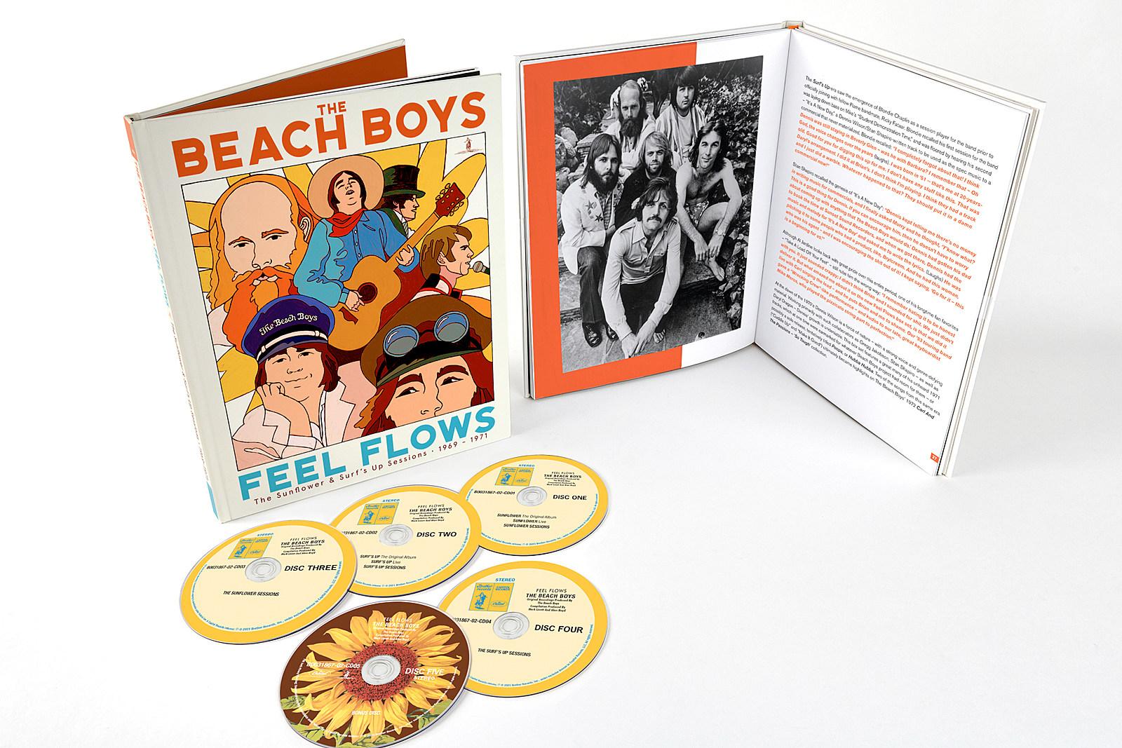 Beach Boys nabízí poklady z archivu
