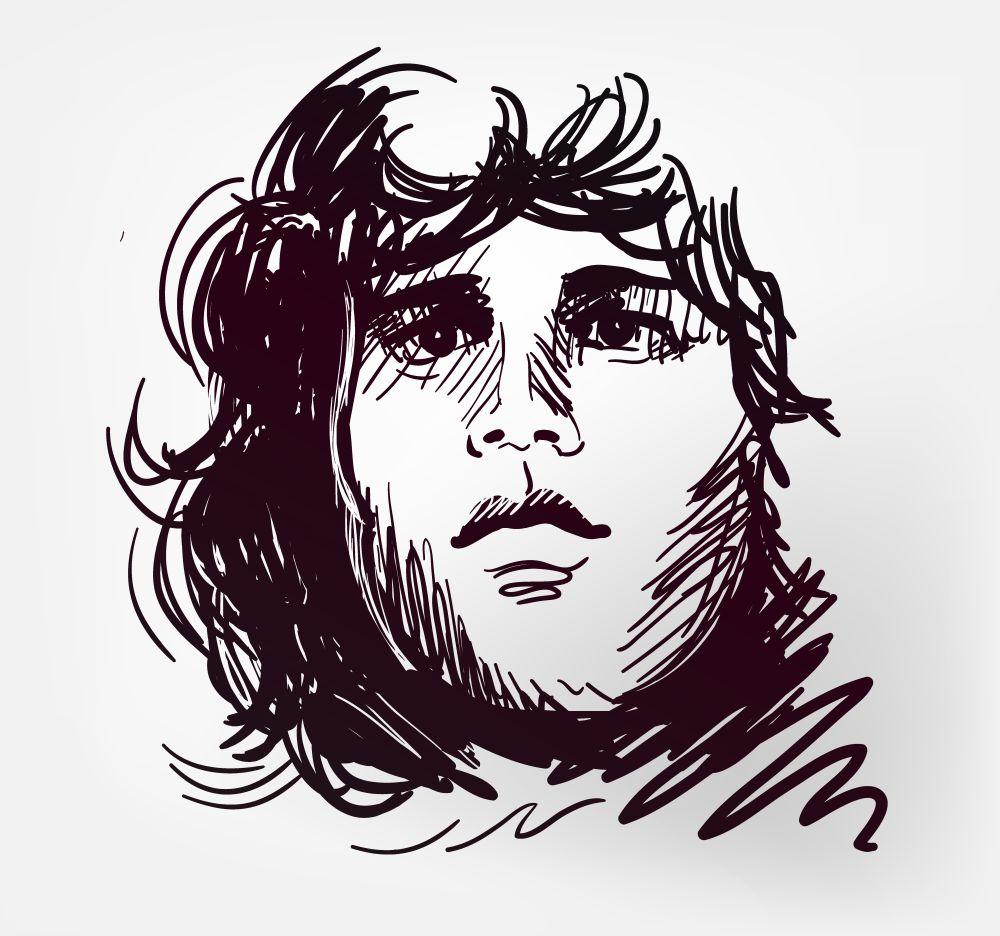 Jim Morrison napsal první píseň s otcem