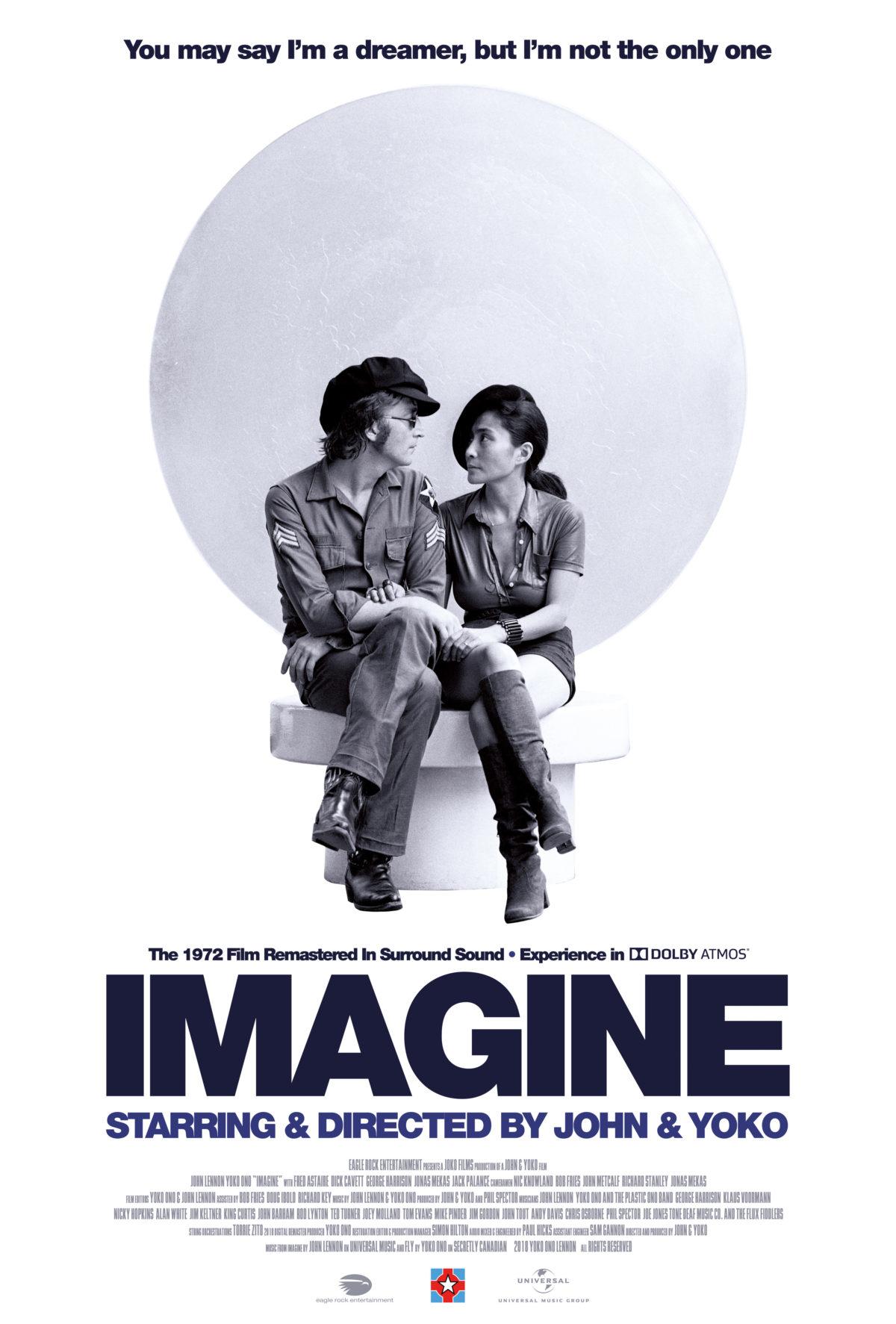 Yoko vyhlásila celosvětovou Imagine party